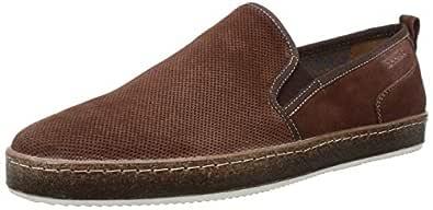 Ruosh Men's Brown Loafers-7 UK/India (40 EU) (1241034920_7)