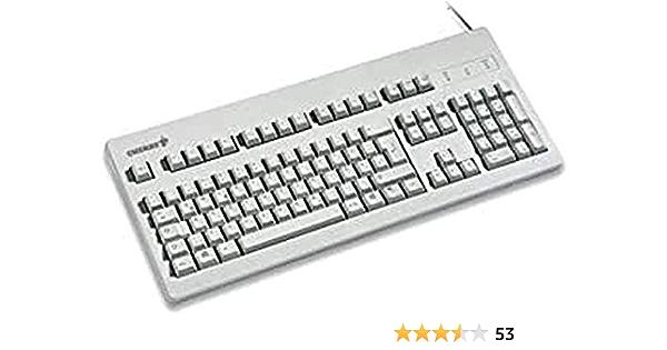 Cherry G80 3000lscde 0 Tastatur Usb Mit Ps Computer Zubehör
