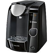 Bosch Tassimo - Cafetera multibebidas automática, color negro