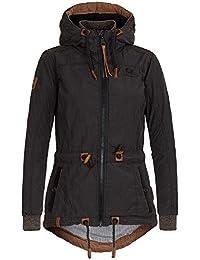 Suchergebnis auf Amazon.de für  naketano winterjacke damen  Bekleidung f2a1082f24