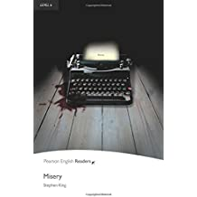Misery (Pearson English Graded Readers)