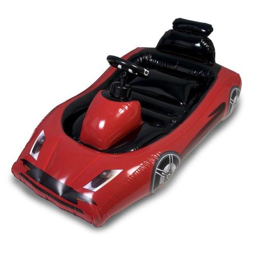 Wii Aufblasbarer Sportwagen mit Pumpe (Renn-schlauchboot)