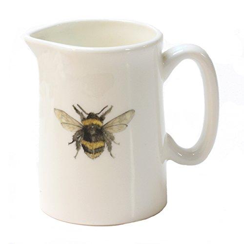 Mini-Krug, Bee, Fine Bone China (Bone Mini China)