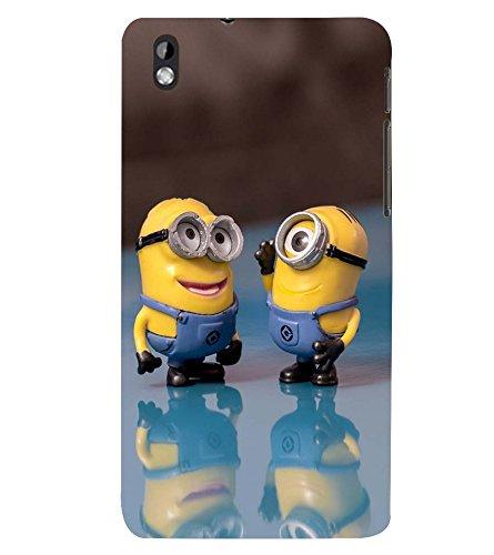 printtech Minion Back Case Cover for HTC Desire 816::HTC Desire 816 G