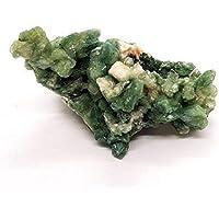 grün marshi STILBIT KRISTALL Mineral Rock Matrix 50g Freeform Mineral Energie preisvergleich bei billige-tabletten.eu