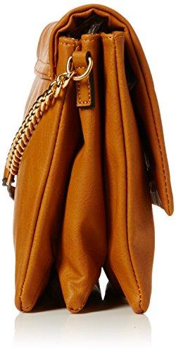 Betty Barclay Damen Umhängetaschen, 27x22x4 cm Beige (Sandstorm)