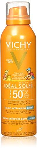Ideal soleil spray antisabbia bambini 200ml spf 50+
