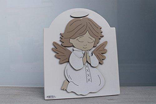 Ange Bébé 18,5 x 23,5 cm by eclettica Art et Design