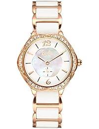 Barbie W50335L.02A 2017 Reloj Moderno Plateado Brillante de Pulsera para Mujer