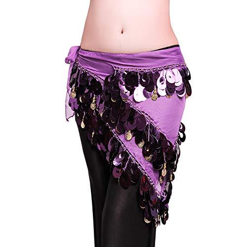 ROYAL SMEELA Bauchtanz Hüfttuch Kostüm für Frauen