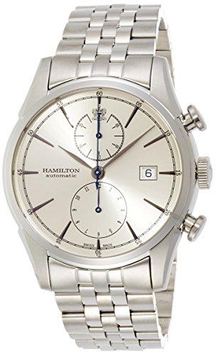 HAMILTON MEN'S 42MM STEEL BRACELET & CASE AUTOMATIC WATCH H32416981