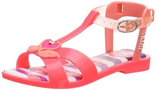 ZaxyKids Zizou Sandal - Sandali da ragazza, Colore Rosa (Pink Flamingo), Taglia 27 EU