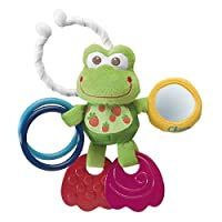 Chicco First Activity Frog Activity & Amusement Toy [Multicolor]