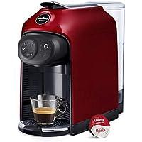 Lavazza A Modo Mio 18000278Machine à café, 1500W, 1.1l, Acrylonitrile butadiène styrene (ABS), rouge