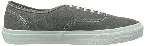 Vans U AUTHENTIC SLIM, Sneaker Unisex - adulto Grigio (Grau ((Washed) Quiet / DVG))