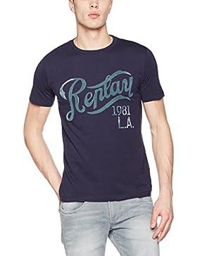 Replay Herren T-Shirt M3274 .000.20994