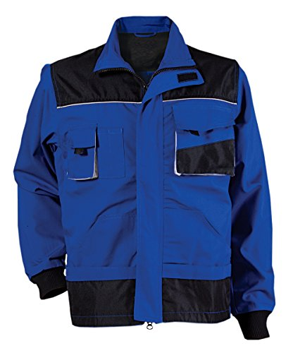Herren Bundjacke, Größen XS-3XL, Blau, Qualität, Arbeitsjacke