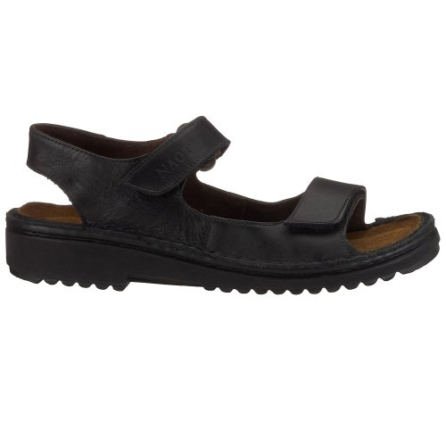 Naot Karenna Black Womens Sandals Schwarz