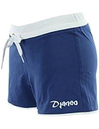 Short de sport Femme Djaneo Rio coton 20 couleurs