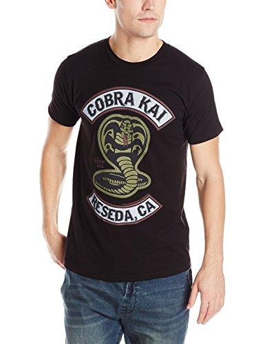 41VjDGQFOKL - Camiseta SAMCRO - Cobra Kai