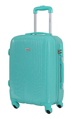 Valise cabine 55cm - Trolley ALISTAIR Airo - ABS ultra Léger - 4 roues (Green)