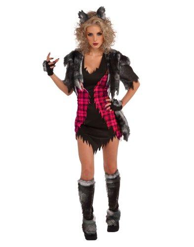 Sexy Werwolf Kostüm - Generique - Sexy Werwolf Kostüm für