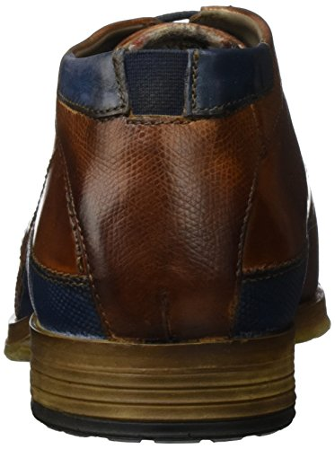 bugatti Herren 311199011100 Kurzschaft Stiefel Braun (Cognac 6300)