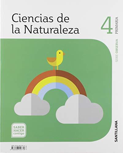 C.Naturales 4Prm SHContigo Observa