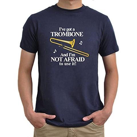 Camiseta I've got a Trombone