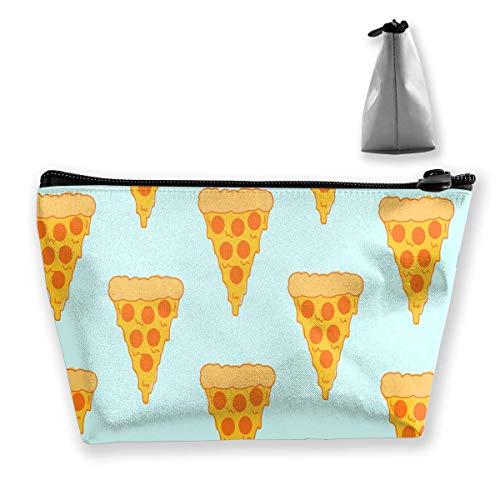 Mexikanische Pizza-Nuss-Make-up-Beutel-Kulturbeutel-Taschen-Kosmetik-Beutel -