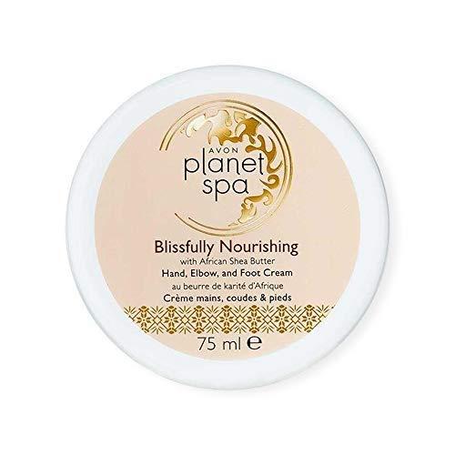 Avon Planet Spa Blissfully Nourishing Hand/ Elbow/ Foot Cream 75 ml -