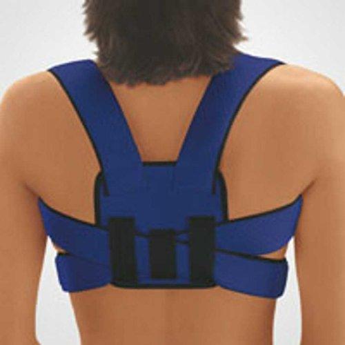 bort 104600 Erwa. Blau StabiloFix für Erwachsene Geradehalter zur Haltungskorrektur, blau -