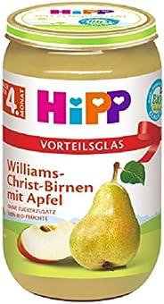 HiPP Früchte Williams-Christ-Birnen mit Apfel, 6er Pack (6 x 250 g)