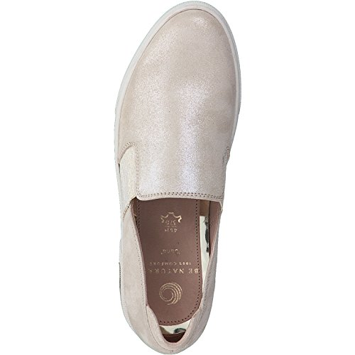 Essere naturale da Jana Donne Slipper 8-24614-405 Dune Beige