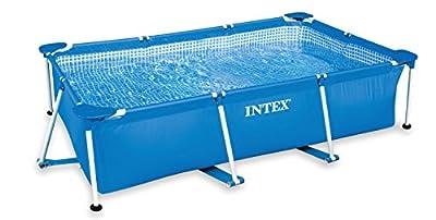 Intex Small Family Frame Pool 2.6m x 1.6m x 0.65m #28271