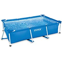 Intex 28271NP Small Frame - Piscina desmontable, 2.282 l, 260 x 160 x 65