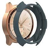 Gaddrt Uhr Schutzhülle, Weiche TPU-Schutzhülle aus Silikon für Samsung Galaxy Watch 42 (Armeegrün)