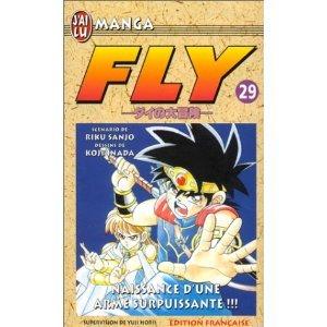 Dragon Quest - La Quête de Daï - Fly Edition simple Tome 29