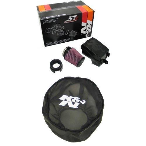 Preisvergleich Produktbild K&N 57S-9500 Hochleistungsluftfiltersystem + K&N RX-4990DK Luftfilterhülle