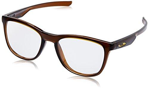 Oakley 8130 813004, Monturas de Gafas Unisex, Polished Rootbeer, 52