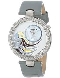 Akribos XXIV AK602GY - Reloj de pulsera mujer, piel