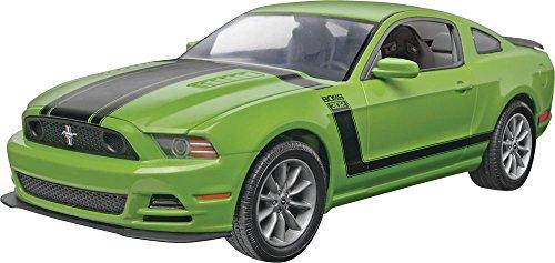 Revell-Monogram Maquette de Voiture 2013 Mustang Boss 302 Echelle 1 / 25, 85-4187, Multicolor
