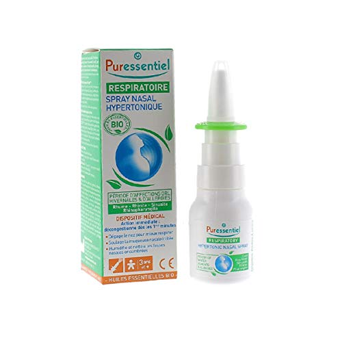 Laboratoire Puressentiel Spray Nasal Hypertonique Respiratoire aux He Bio
