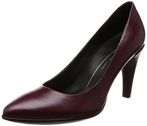 Ecco Shape 75 Pointy, Zapatos de Tacón para Mujer