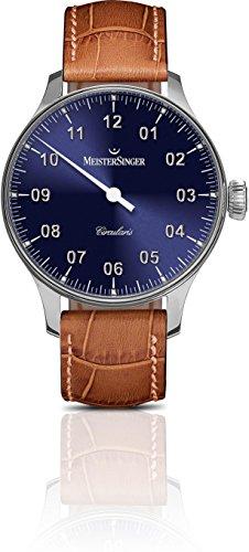 MeisterSinger Circularis CC308 Reloj con sólo una aguja Calibre de Manufactura