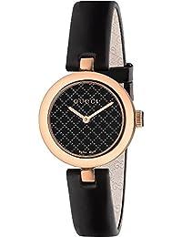 Reloj Gucci YA141501 Negro Acero Mujer ab12d9ff3e77