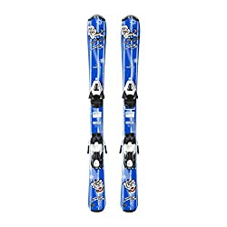 Tecnopro Kinder Ski-Set Skitty Jr. + N TC45 J75 Kinderski, Blau, 70