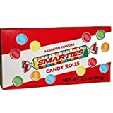 #4: Smarties Candy Rolls Theater Size Box, 99g