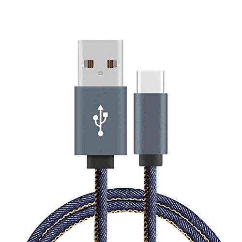 superior ZRL USB Typ C Kabel, 1M USB-C USB 3.1 Typ C Datenladung Ladekabel f¨¹r ZTE Zmax Pro Z981 / Google Pixel XL