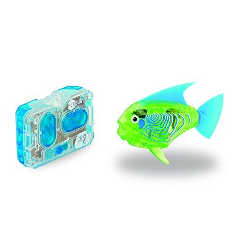 HEXBUG-AquaBot-Toy-fish-juguetes-de-control-remoto-LR44